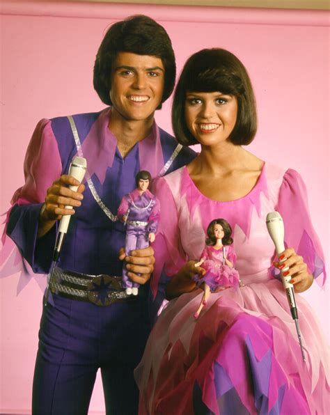 Donny Osmond To Appear On All My Children osmond style evolution from donny s sequined