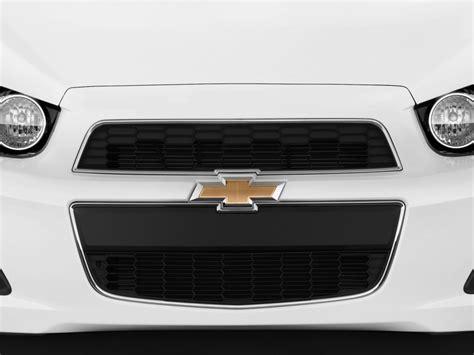 Sonic 4 Door by Image 2012 Chevrolet Sonic 4 Door Sedan 1lt Grille Size