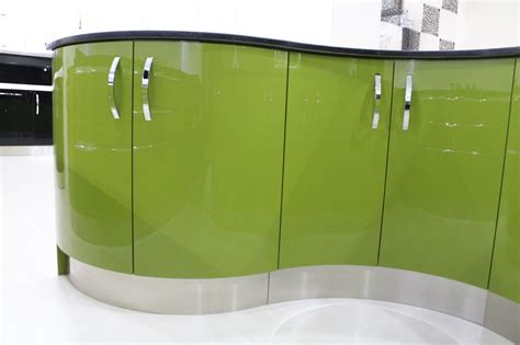 laykan mutfak curved cover dished kitchen dished