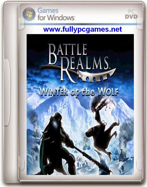 battle realms 1 free download full version battle realms winter of the wolf game free download full