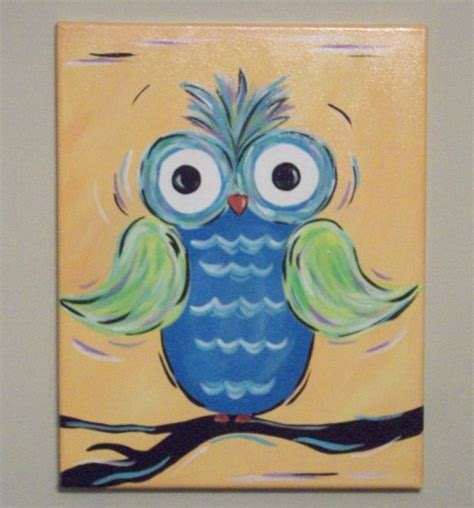 acrylic painting ideas owls 83 best images about owl canvas ideas on