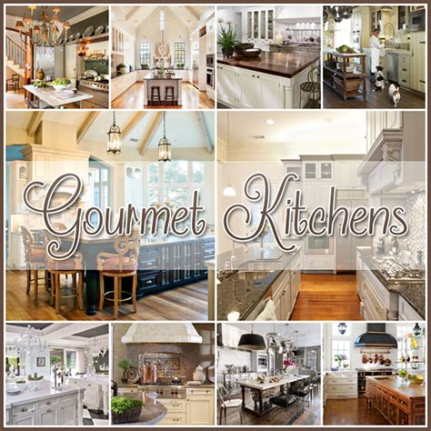 gourmet kitchen ideas gourmet kitchen ideas the cottage market