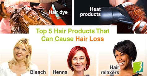 styling gel cause hair loss top 5 hair products that can cause hair loss