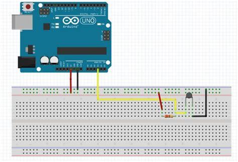 ntc thermistor arduino ntc temperature sensor with arduino 2