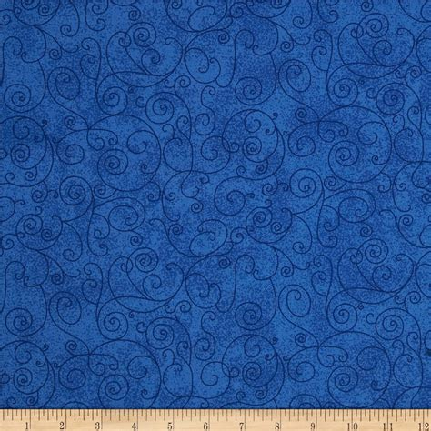 quilt fabric westrade 110 quot wide flannel quilt back willow royal