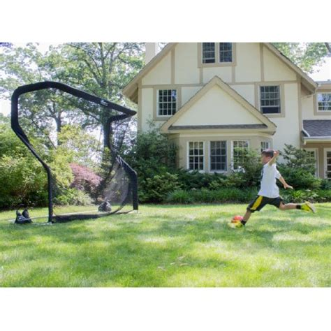 Soccer Goal For Backyard by Triyae Soccer Backyard Goals Various Design