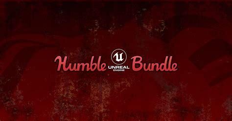 wallpaper engine humble bundle announcing the humble unreal engine bundle