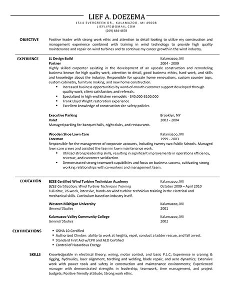 carpenter cover letter exles canada carpenter resume sales carpenter lewesmr