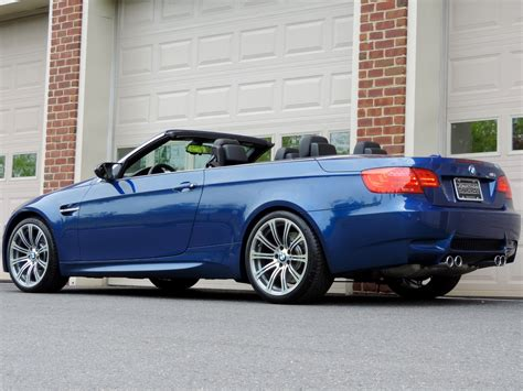 used bmw convertibles 2011 bmw m3 convertible stock 584240 for sale near