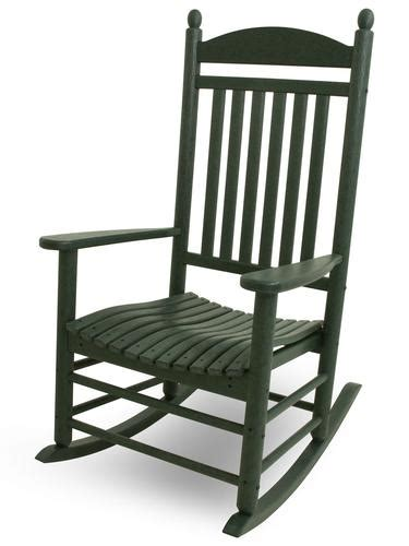polywood jefferson rocker at menards 174
