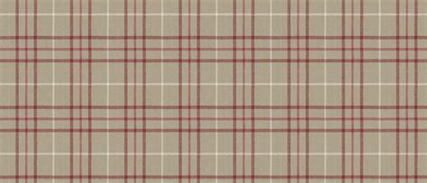 laura ashley upholstery keynes cranberry check linen mix upholstery fabric laura