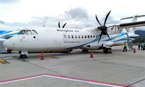 Miniatur Atr 72600 Kalstar Aviation singapore airshow 2018 bangkok airways ach 232 te quatre atr 72 600 suppl 233 mentaires