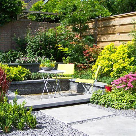 Tuin Inrichten Tips by Een Kleine Tuin Inrichten Doet U Het Meest Effici 235 Nt Met