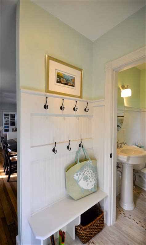 mudroom bathroom ideas sopo cottage the all important back entrance with mud