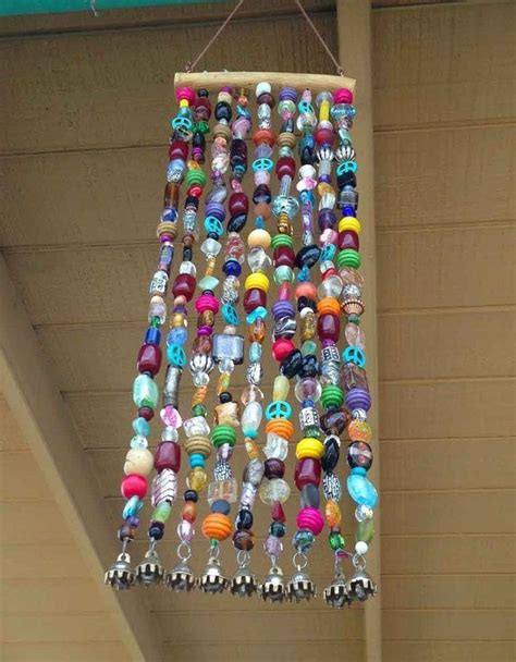 How To Make Handmade Wind Chimes - 25 best ideas about wind chimes on