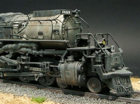 Revell Big Boy Locomotive trem locomotiva big boy plastimodelismo 1 87 revell