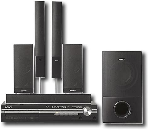 sony 1000w 5 1 ch xm ready home theater system upconvert