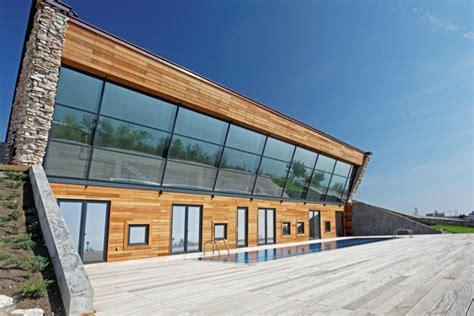Home Design For Small Homes equinox una casa pasiva en el premio mies van der rohe