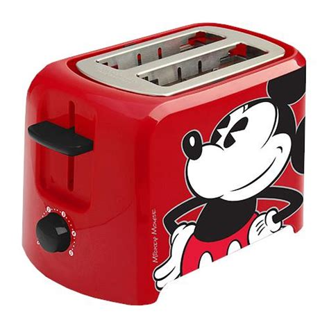 classic mickey mouse toaster appliances