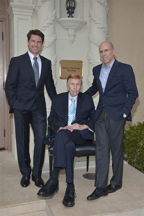 Are Tom Cruise Sumner Redstone Gonna Make Up by Rich Problems Sumner Redstone S Drama