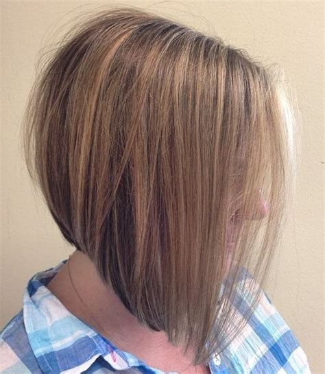 plus size angled bob hairstyles for plus size in 30s to download hairstyles for