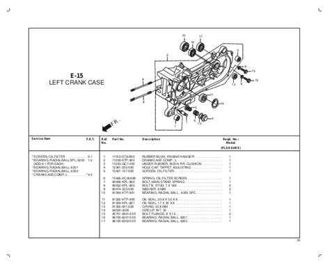 wiring diagram of honda splendor plus 28 images honda