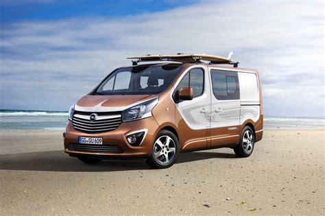 opel vivaro opel vivaro surf concept gm authority