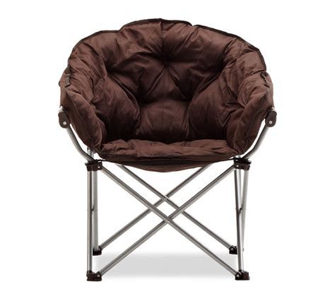 strathwood basics padded club folding chair indoor outdoor