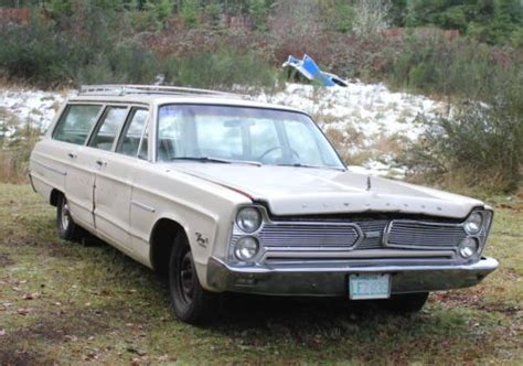 1966 plymouth fury station wagon find used 1966 plymouth fury i station wagon 6 pass in