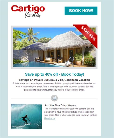email templates for email newsletter caign