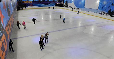 birmingham ice rink   silver blades site closes
