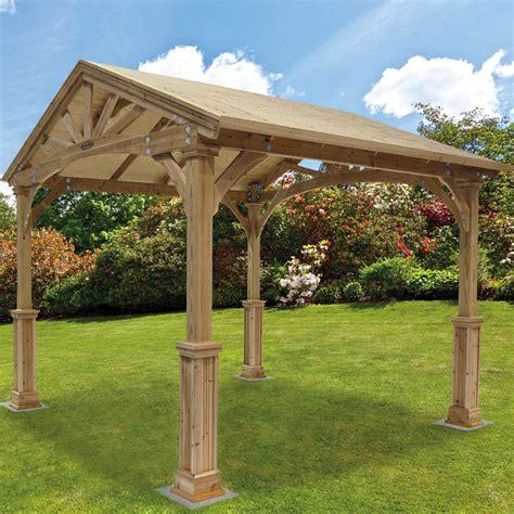 gazebo costo fabulous costco cedar gazebo garden landscape