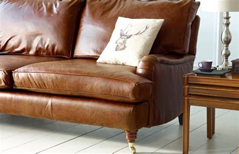 Classic Leather Sofas Uk Leather Vintage Sofa Uk Sofa Menzilperde Net