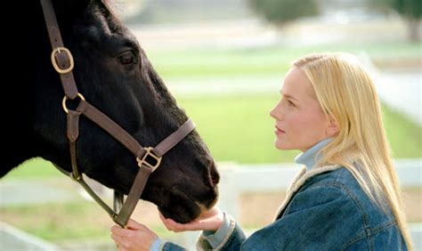 Blind Horse Rider Movie Friday Flicks The Movie Olympics Horse Nation