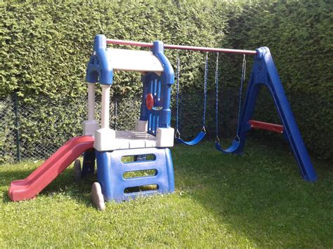 swing set little tikes little tikes clubhouse swing set has to go orleans ottawa