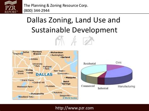 Land Use And Sustainable Development Outline dallas zoning land use and sustainable development