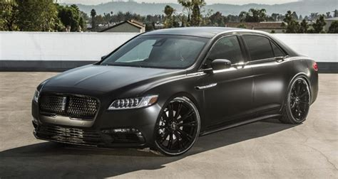 2019 the lincoln continental 2019 lincoln continental front high resolution wallpaper