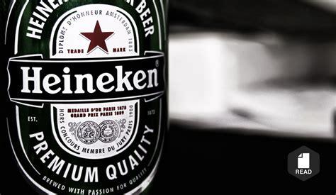 Heineken Features You As The by Heineken Needs To Bring Back The Brick Bottle