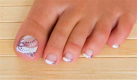 imagenes de uñas bonitas para los pies 4 bonitos dise 241 os para las u 241 as de los pies belleza