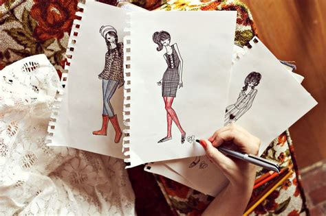 fashion illustration books for beginners pdf a beautiful mess for modcloth a beautiful mess