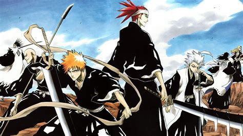 wallpaper anime nempel di kaca bleach wallpapers 1920x1080 wallpaper cave