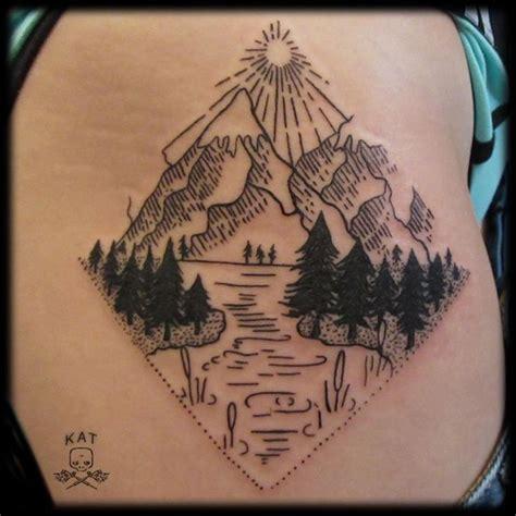 scenery tattoos best 25 scenery ideas on