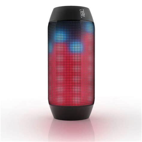 jbl color speaker jbl pulse colour changing wireless bluetooth speaker