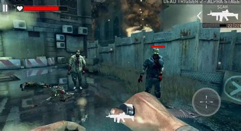 game dead trigger apk data mod dead trigger 2 apk mod android free download
