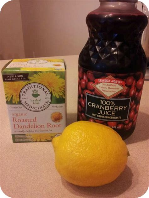 Jillian Detox Drink by Cranberry Juice Detox Health And Now It On
