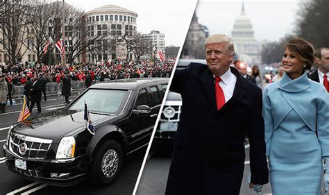 donald trump blood type trump s new cadillac one car bolstered with guns