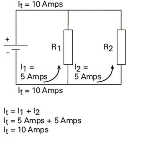 unequal resistors in parallel current electricity