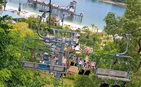 Tiket Sentosa Luge Skyride 1 ticket to luge and skyride in singapore thrillophilia
