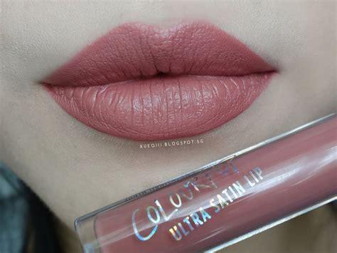 color pop best 25 colourpop satin lip swatches ideas on
