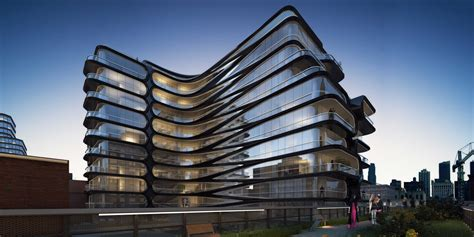 new york architects zaha hadid unveils building in new york city business insider